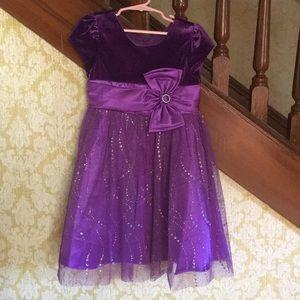 Jona Michelle girls party dress